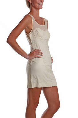 Factory Body Con Panel Dress