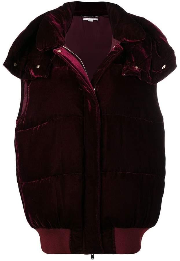 loose bomber jacket