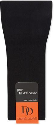 Dore Dore Cotton socks $26 thestylecure.com