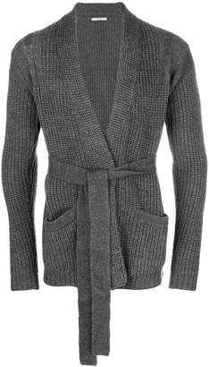 Nuur belted cardigan