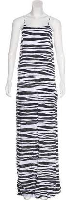 Vix Paula Hermanny Printed Maxi Dress