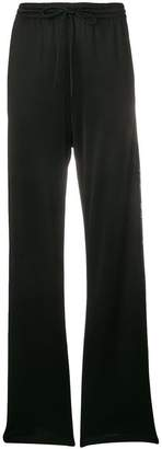 MM6 MAISON MARGIELA wide leg straight trousers