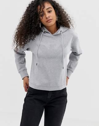 fd461a70fbf Emporio Armani logo hoodie