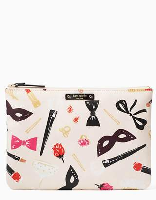 Kate Spade Gia Hop-To-It Cosmetic