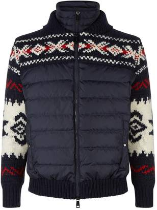 Polo Ralph Lauren Down Knit Hybrid Jacket