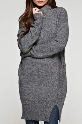Love Stitch Lovestitch Assymetrical Sweater Dress