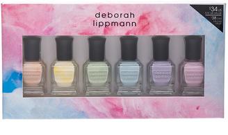 Deborah Lippmann 6 Piece Pastel Nail Lacquer Set $34 thestylecure.com