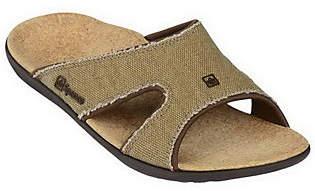Spenco Men's Kholo Orthotic Slide Sandals