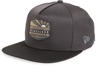 Quiksilver Proper Life Baseball Cap