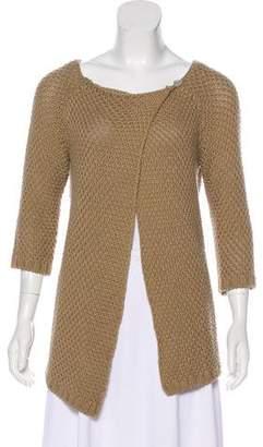 Bottega Veneta Long Sleeve Knit Cardigan