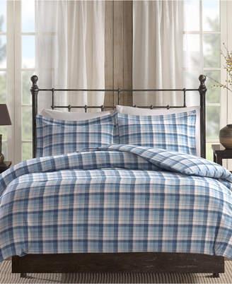 Woolrich Tasha 3-Pc. Cotton Flannel King Comforter Mini Set