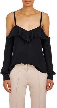 A.L.C. Women's Felix Silk Cold-Shoulder Blouse