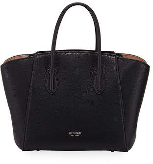 Kate Spade Grace Large Leather Satchel Bag