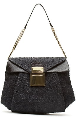 Stella Mccartney Pouchy Fabric Shoulder Bag