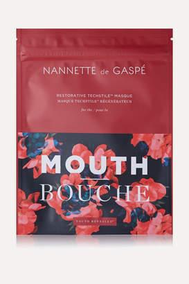Nannette de Gaspé - Restorative Techstile Mouth Masque - Colorless