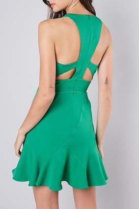 Do & Be Open Back Dress