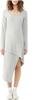 Alternative Apparel Mileage Jersey Dress $98 thestylecure.com