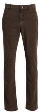 Saks Fifth Avenue COLLECTION Straight Corduroy Pants