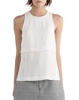 Dion Lee Double Layer Tank