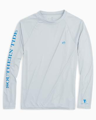 Southern Tide Tide to Trail Long Sleeve Performance T-Shirt