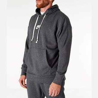Nike Men's Sportswear Heritage Club Pullover Hoodie