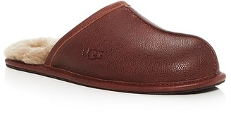 UGG® Scuff Slippers $100 thestylecure.com