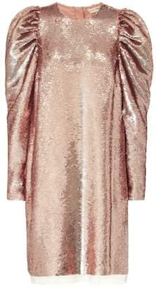 Ulla Johnson Sequinned minidress