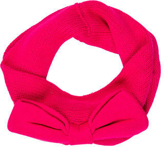 Kate SpadeKate Spade New York Bow-Accented Knit Snood