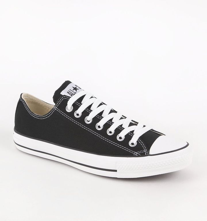 Converse Chuck All Star Black Sneaker