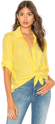 Bella Dahl Long Sleeve Shirt Tail Button Down