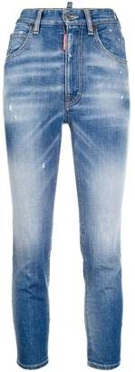 DSQUARED2 High Waist Twiggy jeans