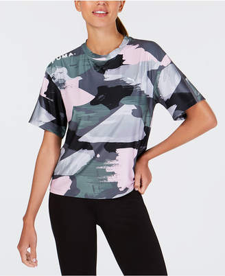 Puma Chase Printed Relaxed T-Shirt
