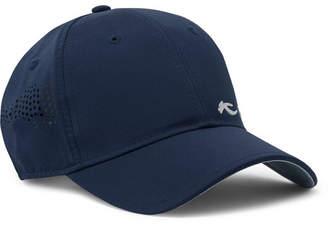Kjus Golf Captain Lazer Logo-Appliquéd Woven Cap fa7ec71e9d4