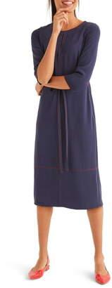 Boden Addie Crepe Dress