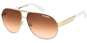 Carrera - Daytona 1 KIM/ID Gold/White Sunglasses
