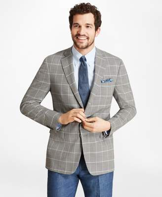 Brooks Brothers Regent Fit BrooksCool Check with Deco Sport Coat