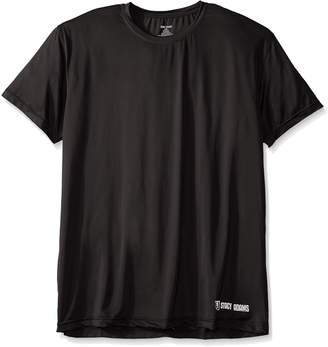 Stacy Adams Tall Men's Big Crew Neck Tee