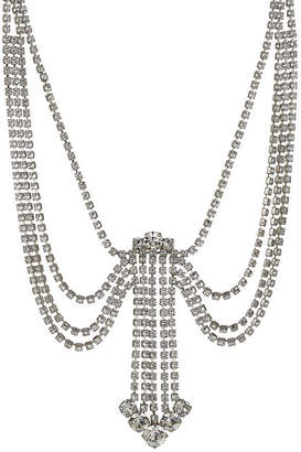 Marc Jacobs Statement Crystal Necklace