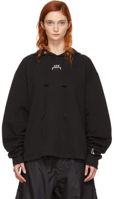 A-Cold-Wall* Black Logo Hoodie