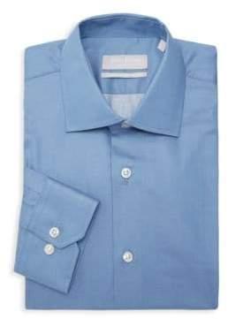 Hickey Freeman Classic-Fit H.F. Sil Dress Shirt