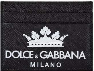 Dolce & Gabbana Crown Card Holder