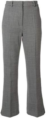 Sportmax houndstooth trousers