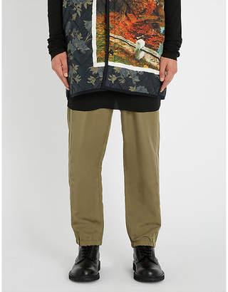Oamc Shelter regular-fit shell trousers