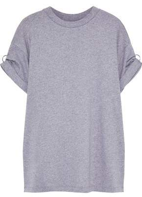3.1 Phillip Lim Ring-Detailed Cotton-Jersey T-Shirt