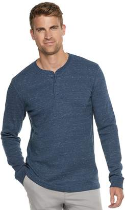 Sonoma Goods For Life Men's SONOMA Goods for Life Slim-Fit Supersoft Thermal Henley