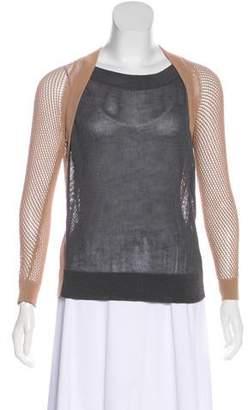 VPL Knit Long Sleeve Sweater