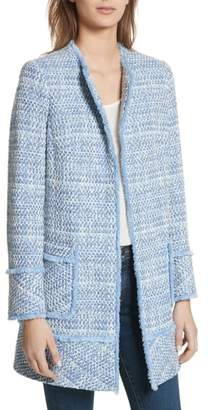 Helene Berman Long Tweed Jacket