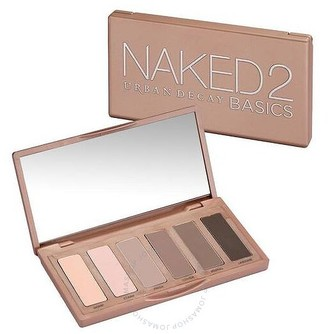 Urban Decay / Naked2 Basics Eyeshadow Palette .05 oz (1.3 ml)