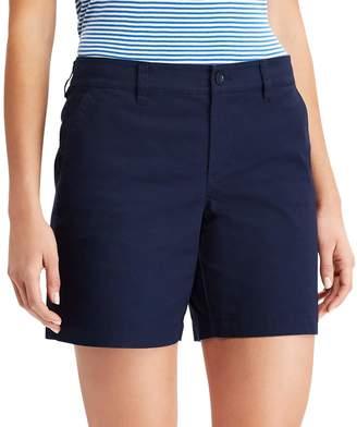Chaps Women's Twill Shorts