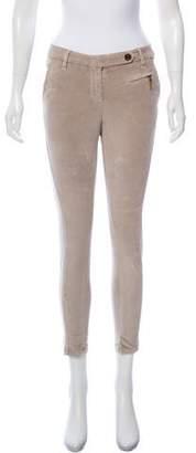 Brunello Cucinelli Cropped Corduroy Pants